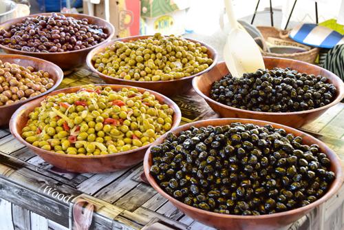 Markt von La Croix Valmer