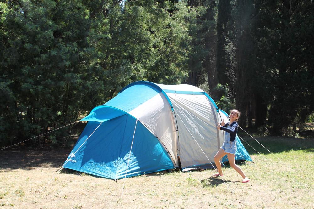 Campingplaatsen boszijde