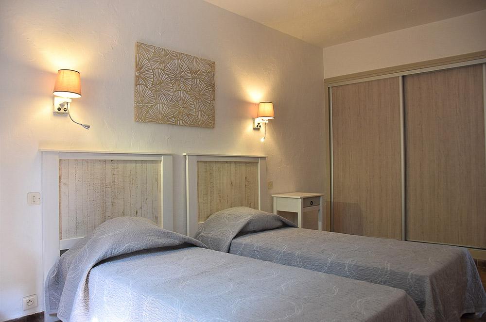 La Rabeaudière 1: værelse 2
