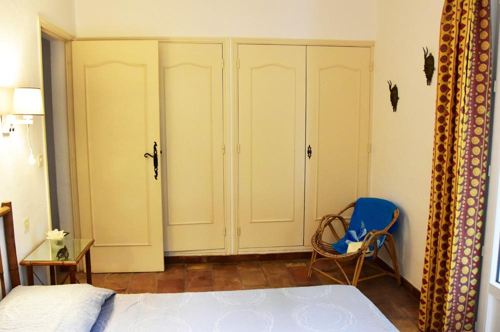 La Rabeaudière 1 : Schlafzimmer 1