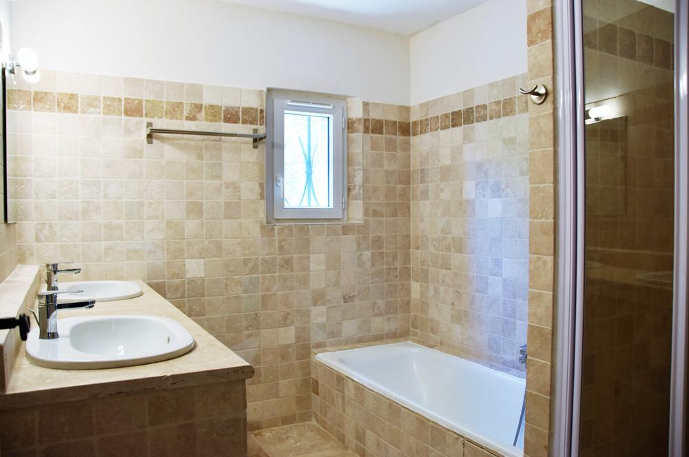 La Rabeaudière 2: badkamer