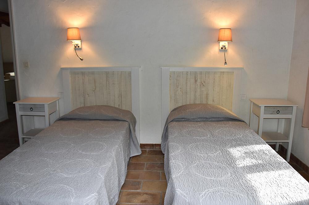La Rabeaudière 2 : Schlafzimmer 2
