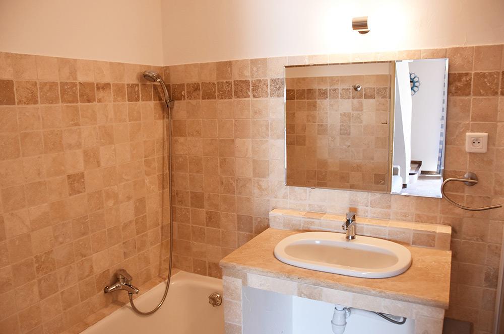 La Rabeaudière 3 : Badezimmer