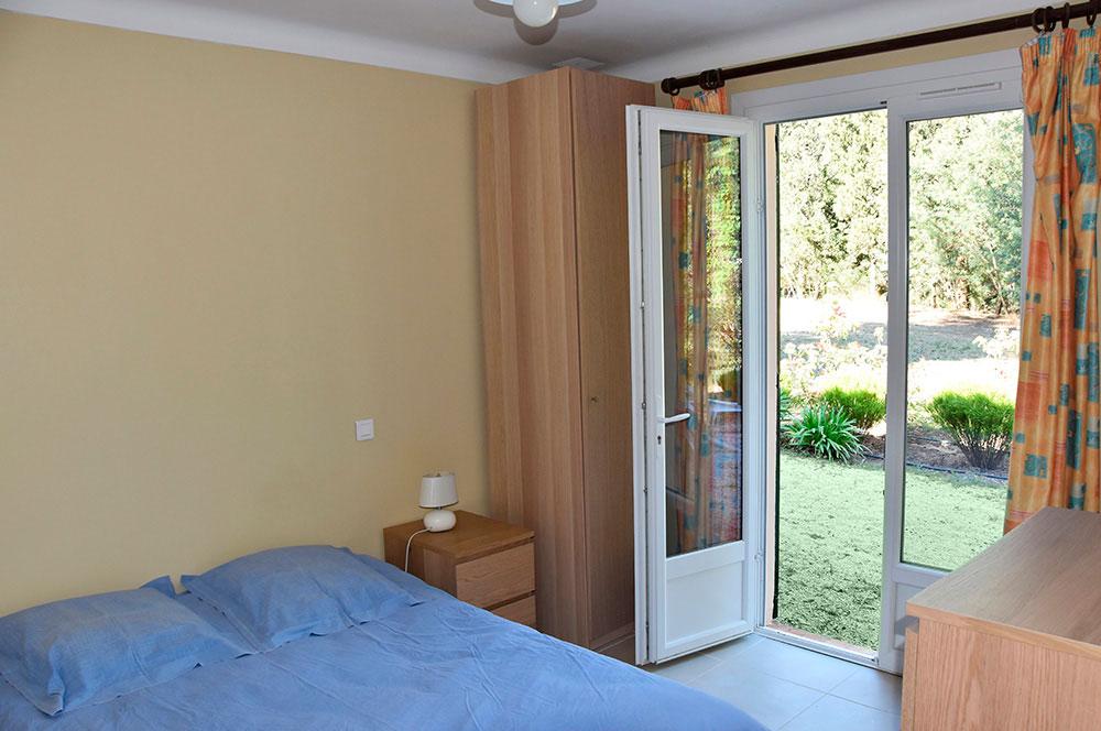 Villa du Parc : Schlafzimmer 1