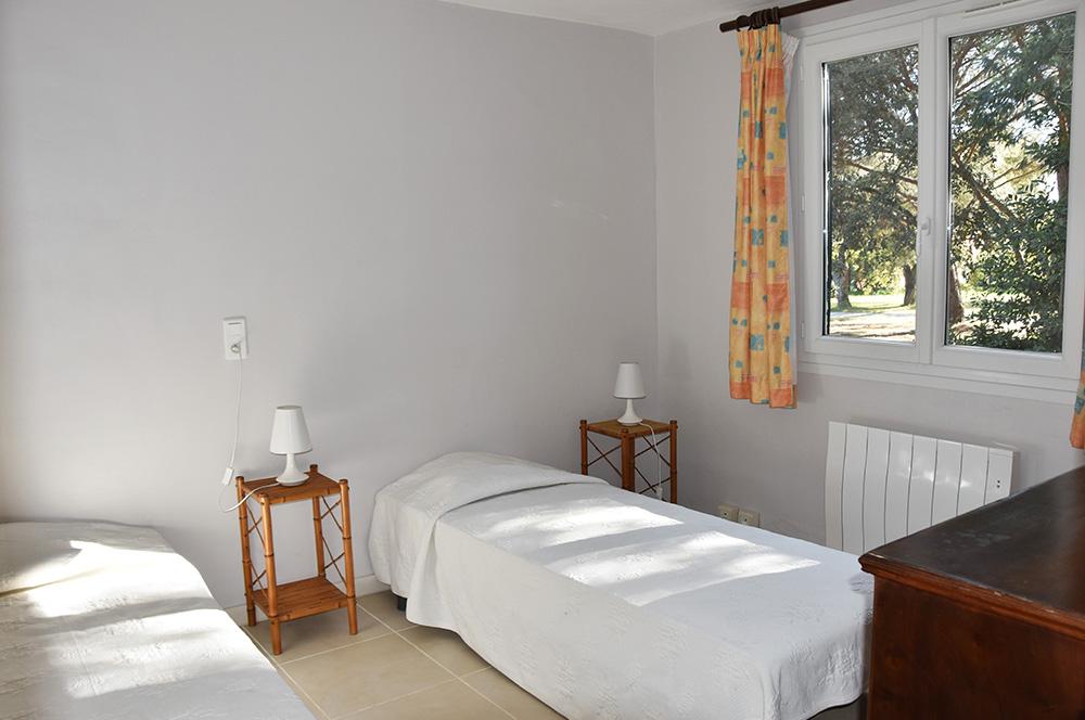 Villa du Parc : Schlafzimmer 2