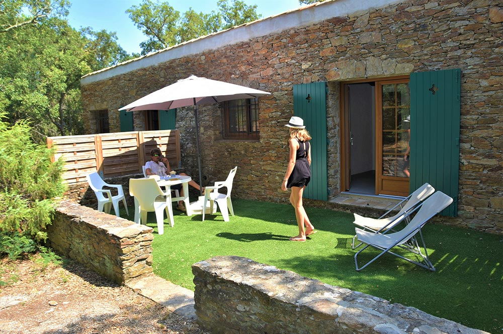 Studio d'Augias 2: terrazza