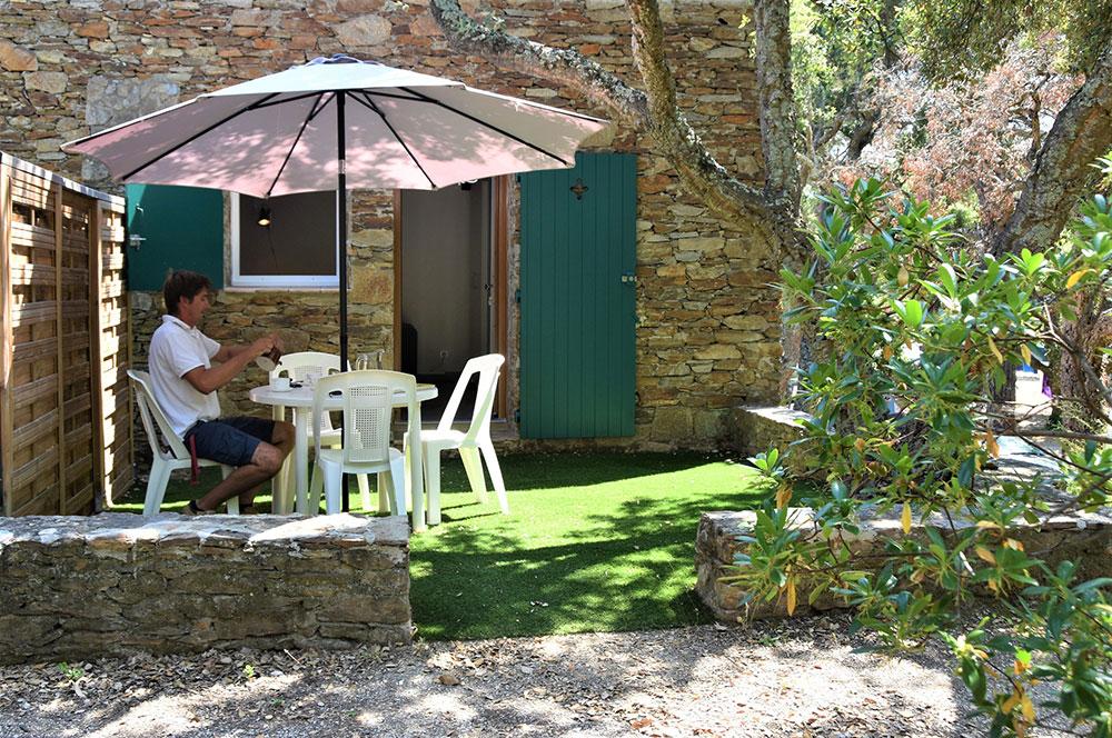 Studio d'Augias 3: terrazza