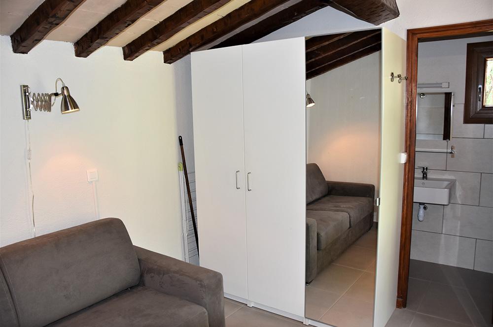 Studio d'Augias 3: stanza principale