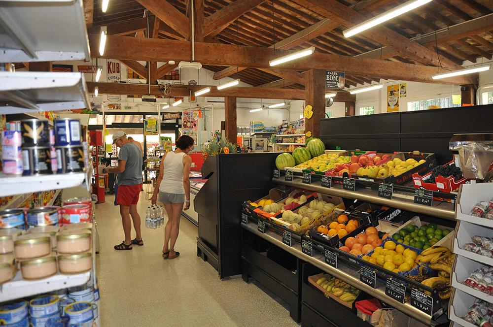 Frugt & grønt, lokale produkter