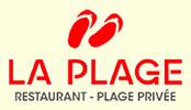Logo Restaurant La Plage