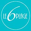Logo Restaurant Le 6 Plage